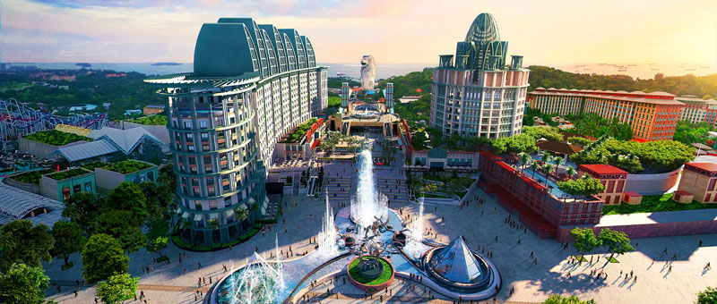 Casino Resorts World Sentosa