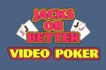Jacks or Better game