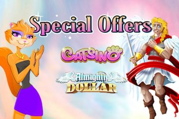 Special Offer Catsino + Dollar